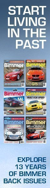 Bimmer magazine back issues