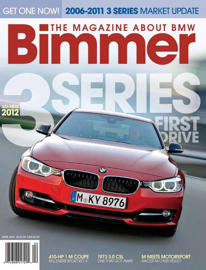 Bimmer 105 cover