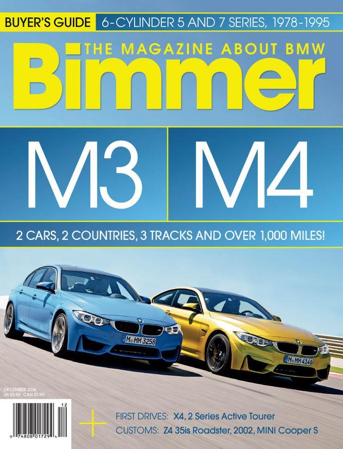 Bimmer 127 cover