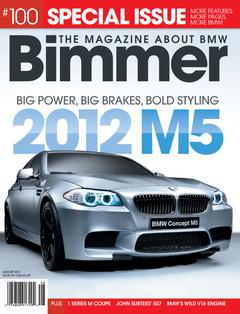 Bimmer 100 cover