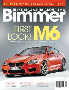 Bimmer 107 cover