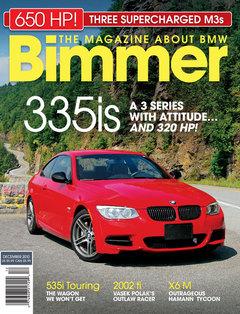 Bimmer 95 cover