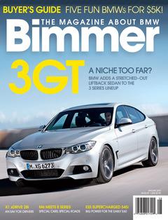 Bimmer 116 cover