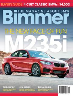 Bimmer 122 cover