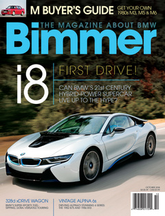 Bimmer 125 cover