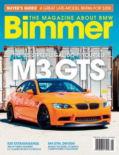 Bimmer 130 cover
