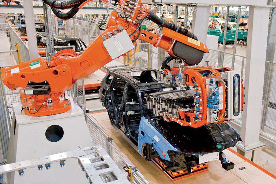 Better Automobiles Through Automation 5