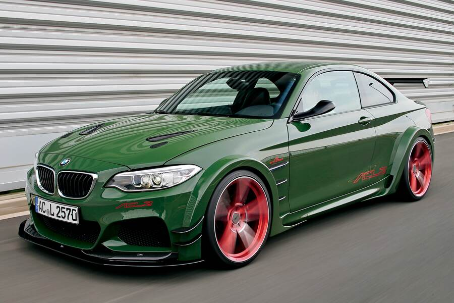Green Hornet | Issue 143 | Bimmer