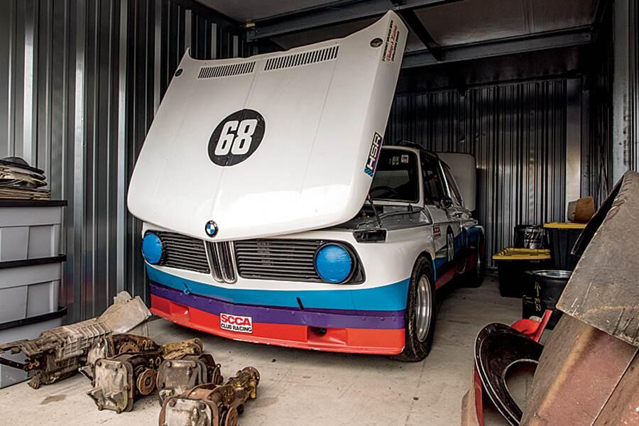 Rare racer, revived 3