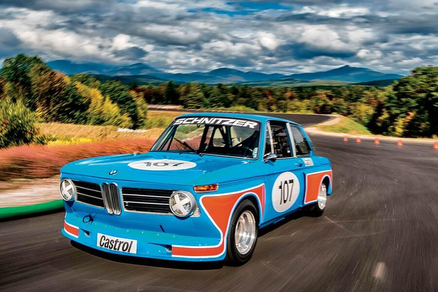 Rare racer, revived 8