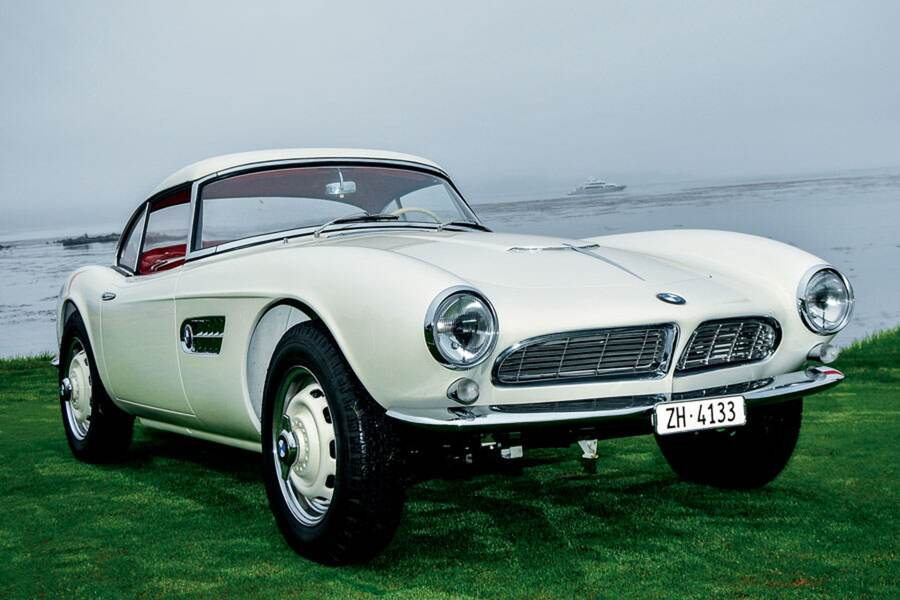 507s star at Pebble Beach 2