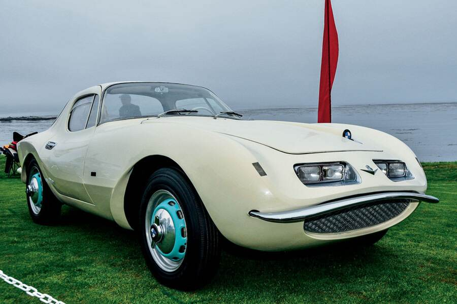 507s star at Pebble Beach 6