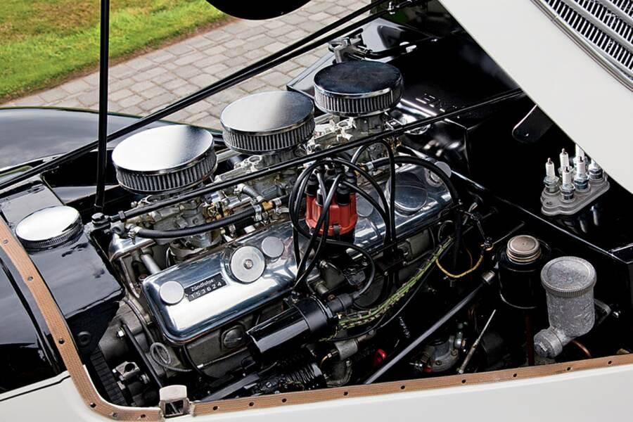 Black tie cabriolet 5