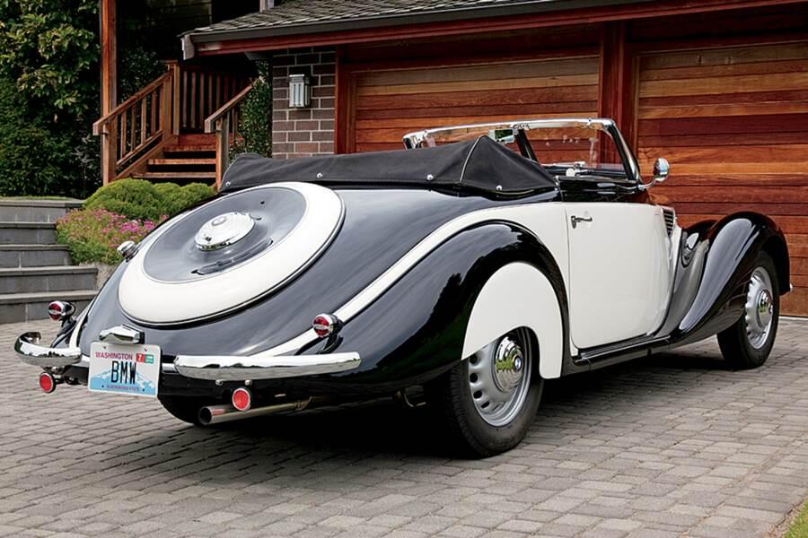 Black tie cabriolet 7