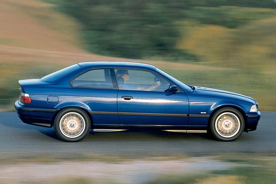 The Affordable 3s 1991 2006 Issue 140 Bimmer