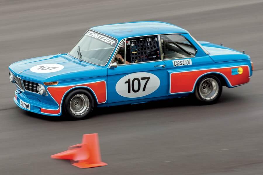 Rare racer, revived 1
