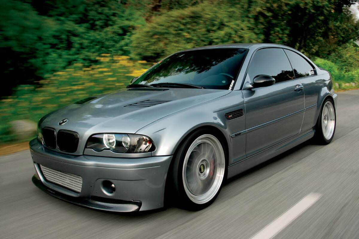 Excessive Force Issue 94 Bimmer