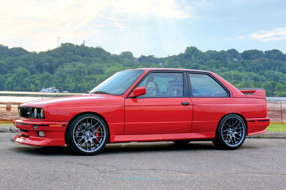 Sport Evo Six Issue 130 Bimmer