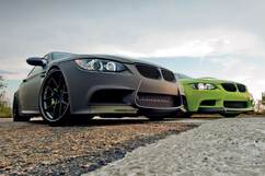 Gray & Green 1