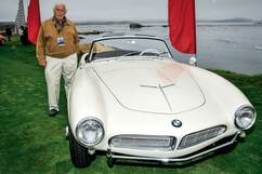 507s star at Pebble Beach 1