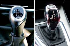 Are manual transmissions on the outs? 1