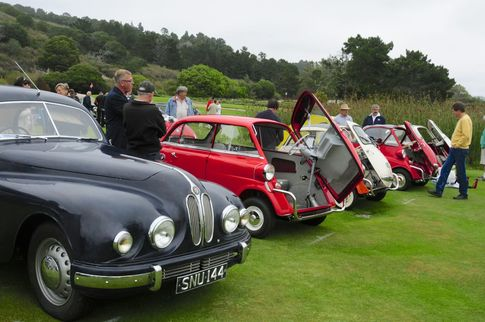 It's almost time for Monterey historics week! 1