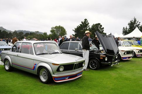 It's almost time for Monterey historics week! 2