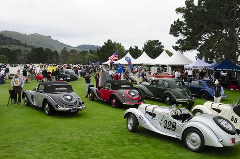 It's almost time for Monterey historics week! 3