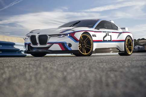 BMW to be featured at Monterey in August 2016 2