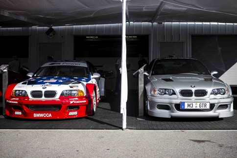 BMW to be featured at Monterey in August 2016 3