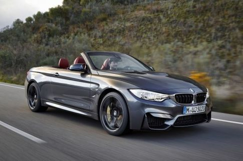Coming this summer: The M4 Convertible 1