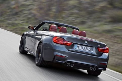 Coming this summer: The M4 Convertible 2