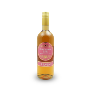 TERVINI-Pinot Grigio Blush sweet rose 0.75Ltr.