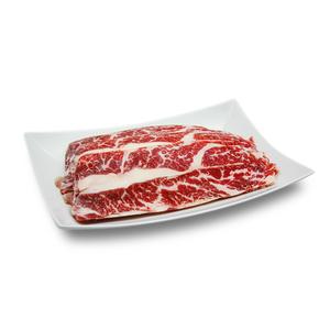 美國安格斯牛小排切片 1磅