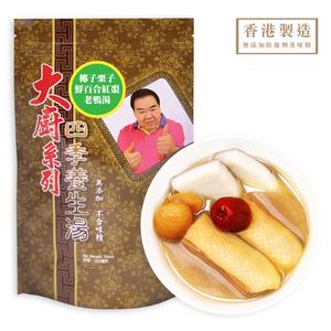大廚系列 - 椰子栗子鮮百合紅棗老鴨湯 750ml