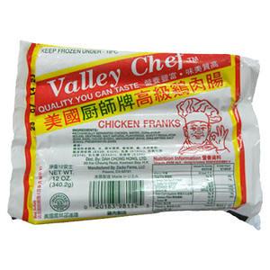 廚師牌雞肉腸 12安士