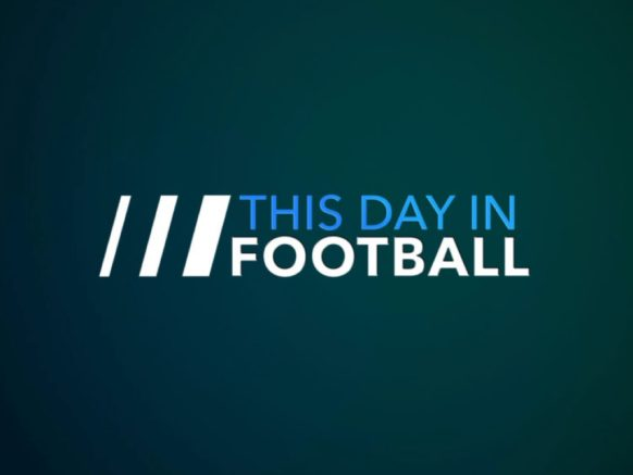 This Day in Football logo