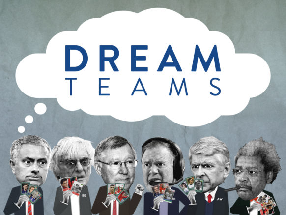 Dream Teams logo