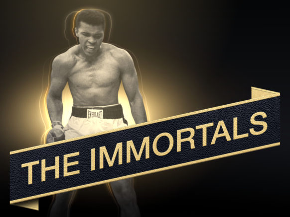 The Immortals logo