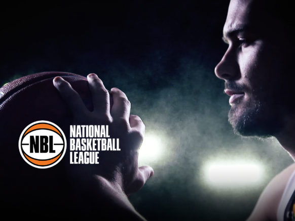 NBL – National Basketball League logo