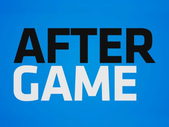 After Game logo
