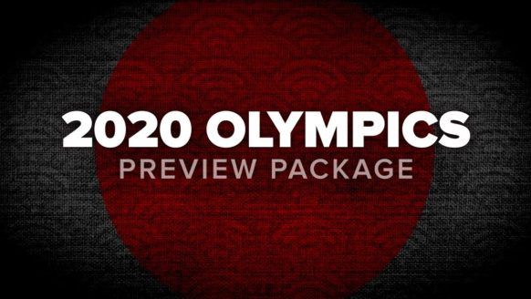 Olympics Preview Package logo
