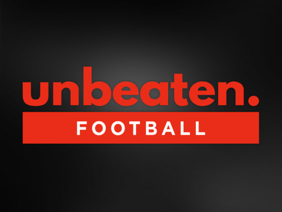 Unbeaten Football logo