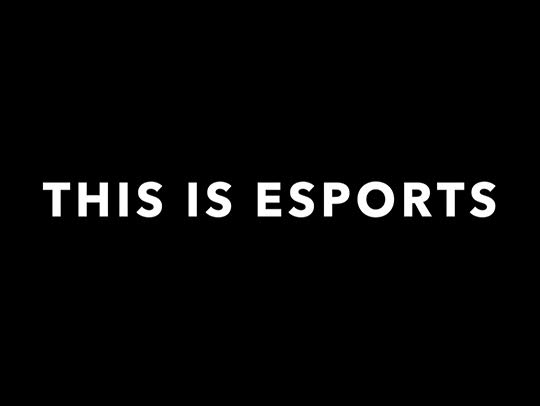 This is Esports logo