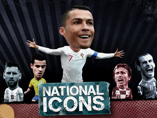National Icons 2 logo