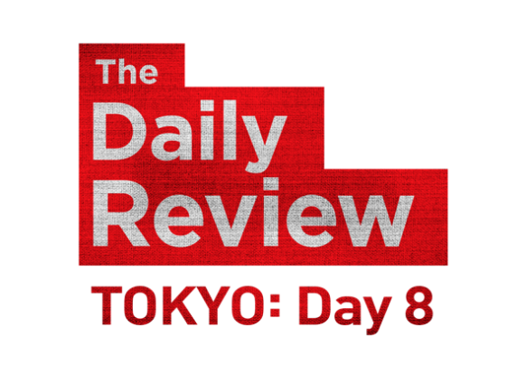 The Daily Review logo