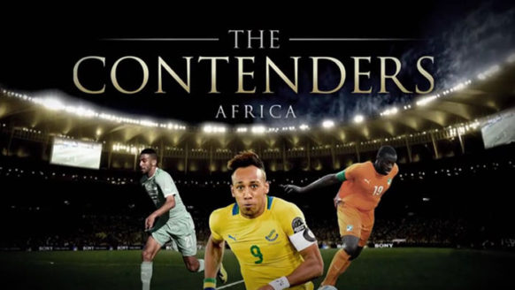 The Contenders Africa logo