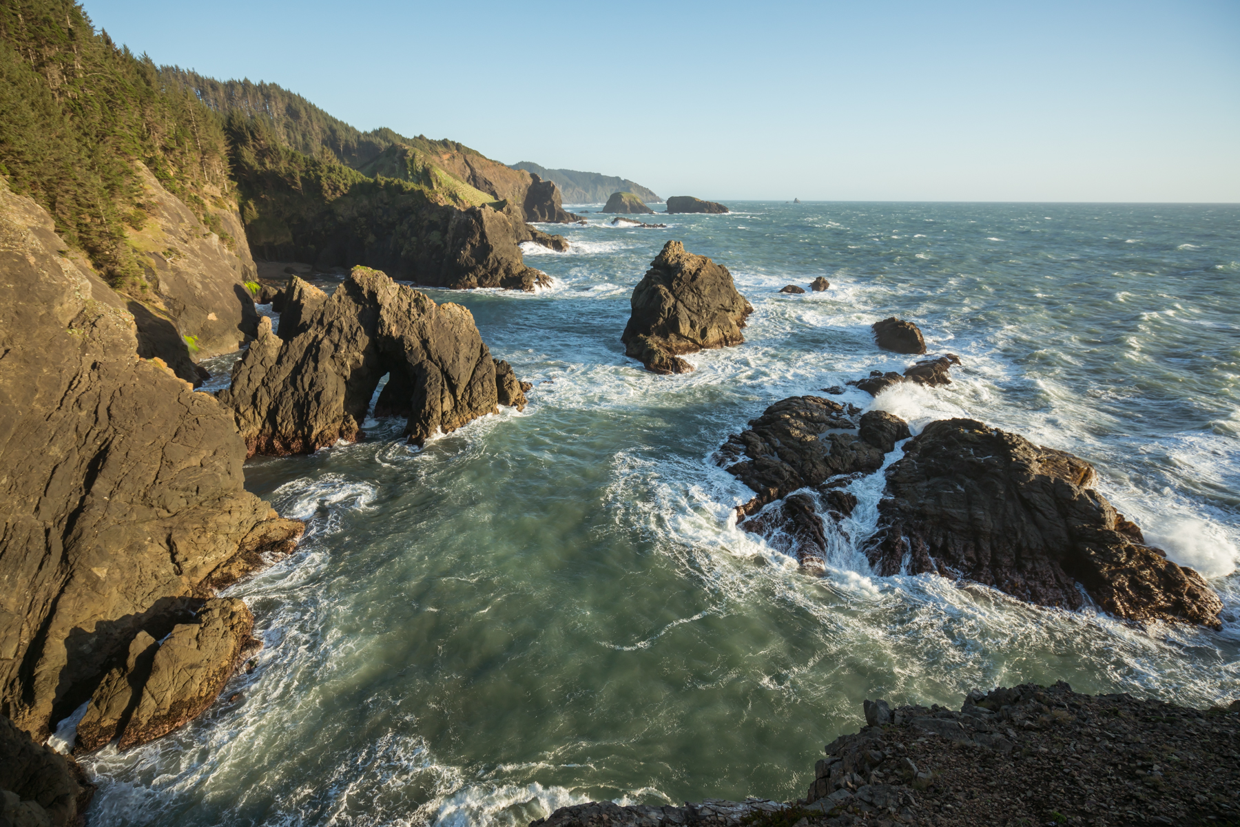 Scenic OR Coast