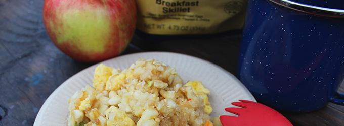 BioLite Breakfast Cooking