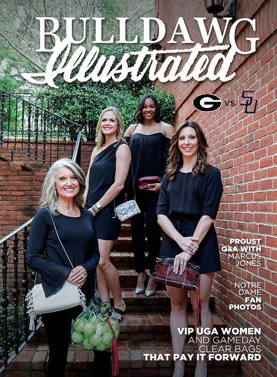 2017-Vol-15-Issue-05-UGA-vs.-Samford-cover